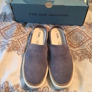 BNIB Toms Sunshine Slipons